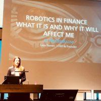 lara Event PMI robotics in finance