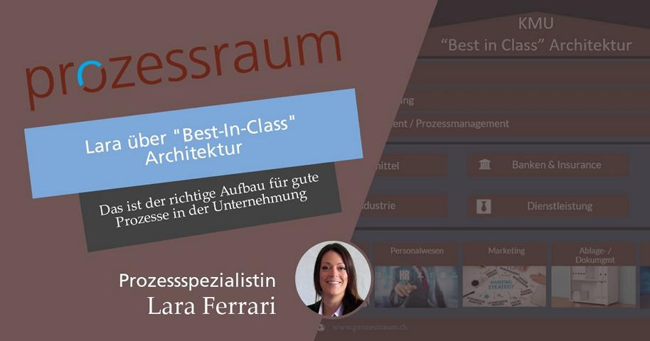 Best in class Architecture for KMU_blog
