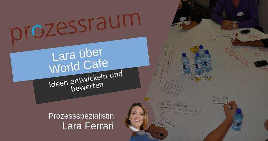 lara über world cafe