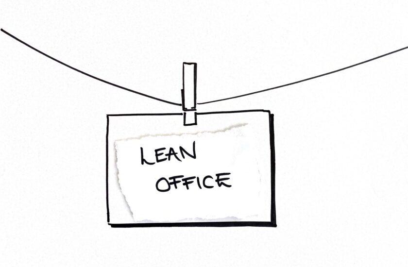 """Lean Office: Die Vorteile von einem """"schlanken"""" Büro"""